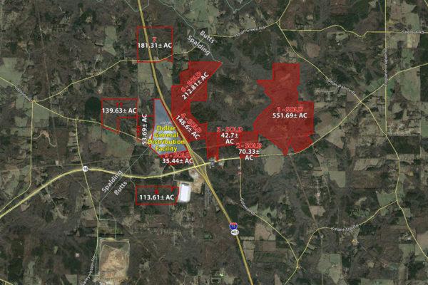 488.24± Acres Undeveloped Land